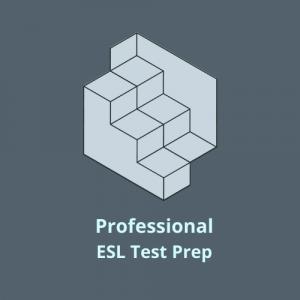 Professional ESL Test Prep logo